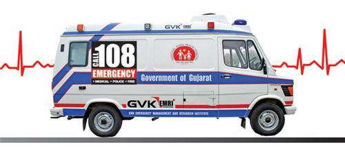 Ambulance Service in Rajkot