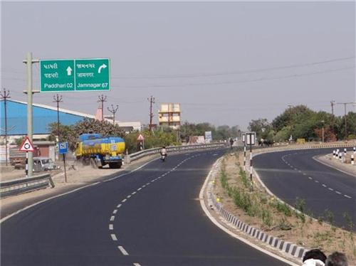 Gujarat State Highways in Rajkot