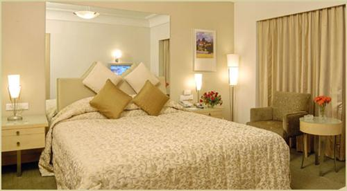 Accommodations at Hotel Imperial Palace in Rajkot