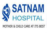 Location of Satnam Hospital in Rajkot