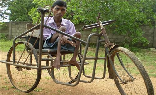 Welfare of handicapped in Rajkot