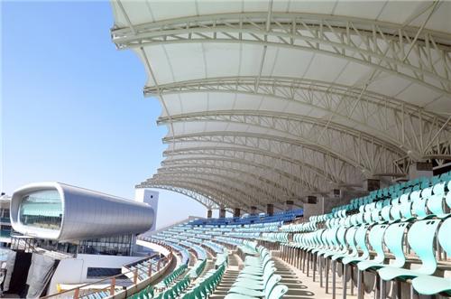 Special features of Saurashtra Cricket Association Stadium in Rajkot