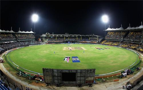 Stadiums in Rajkot