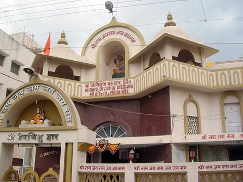 Famous Sankirtan Temple of Rajkot
