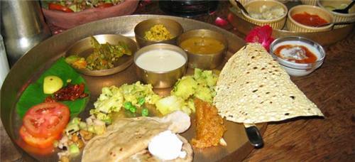 Food in Rajkot