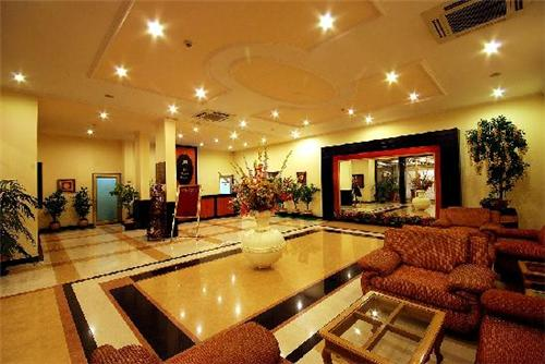 Immaculate Facilities at The Grand Regency Hotel in Rajkot