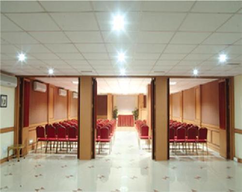 Banquet facilities at The Grand Regency Hotel in Rajkot