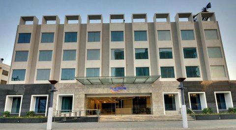 Best Hotel Accommodations in Rajkot
