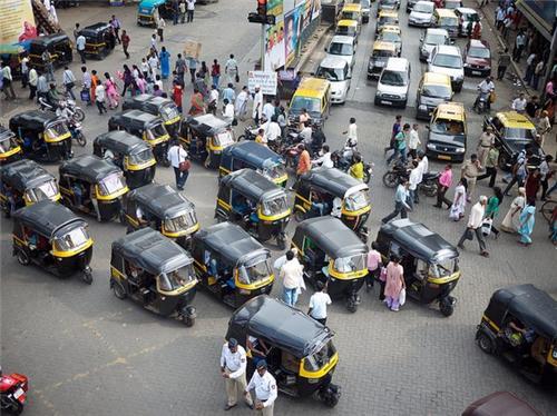 Local transport system in Rajkot