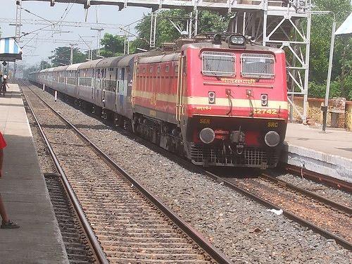 Rail transport in Rajkot