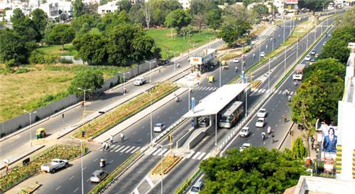 Transport in Rajkot
