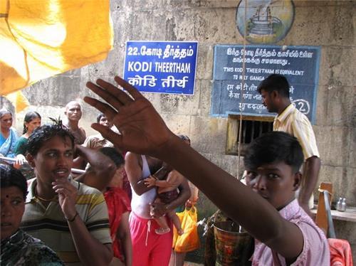 Kodi Theertham Rameswaram