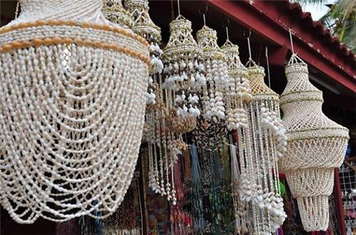 Sea Shell Shops in Rameswaram
