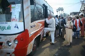 Transport in Rameswaram