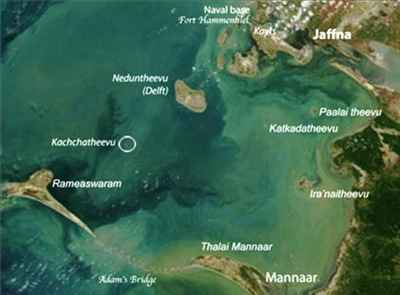 Geography of Rameswaram