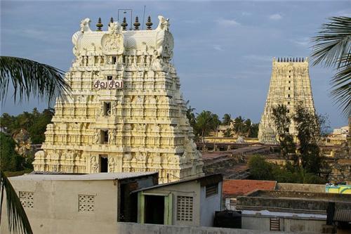 Temple in Rameswaram