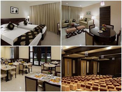 Facilities at Daiwaik Hotel