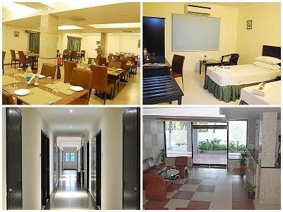Facilities at Hotel Vinayaga