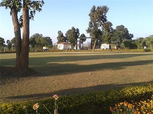 Beautiful Location of Biodiversity Park in Ranchi