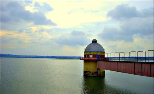 Mesmerizing Location of Dhurwa Dam in Ranchi