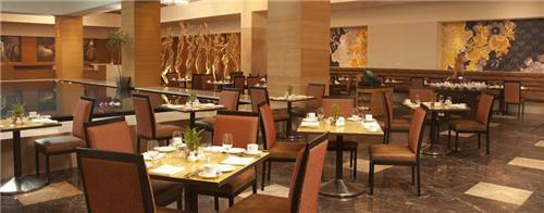 The Great Kabab Factory Restaurant at Radisson Blu Hotels & Resort in Ranchi