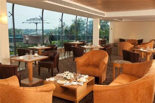 Club Lounge Facility at Radisson Blu Hotels & Resort in Ranchi