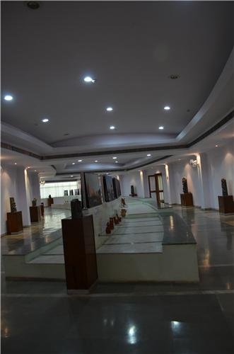 Attractions at State Museum in Ranchi