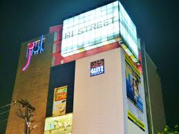 Mega Structure of JD Hi Street Mall in Ranchi