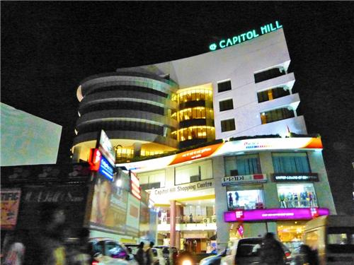 Find Hotel Capitol Hill in Ranchi