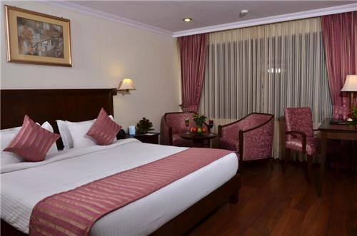 Rooms at Hotel Le Lac in Ranchi