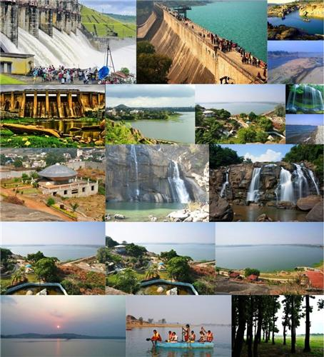 Dams of Ranchi