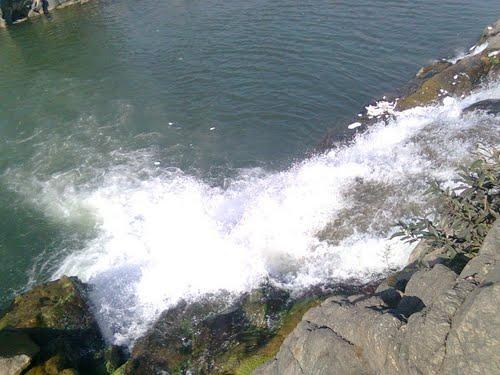 Falls at Ranchi