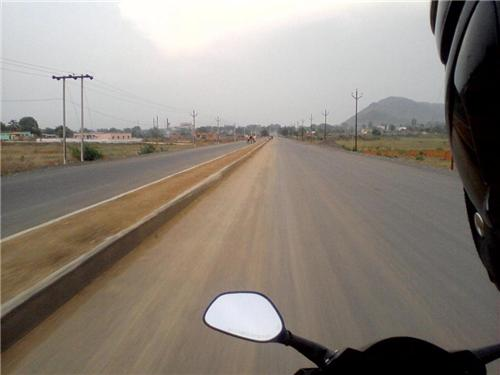 Road trip from Ranchi to Patratu on a bike