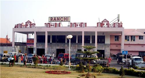 Trains from Ranchi