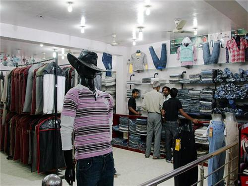 Apparel Showrooms in Ratlam