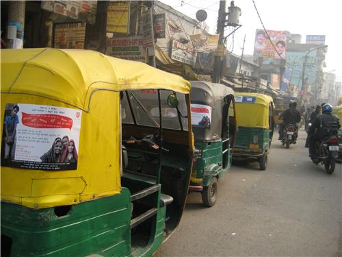 Auto Rickshaws in Rewari