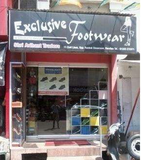 Shoes Shop in Roorkee
