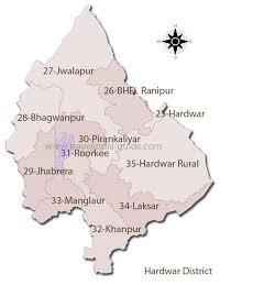 Geography of Roorkee