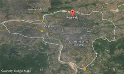 Geography of Rourkela