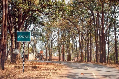 Netarhat near Rourkela