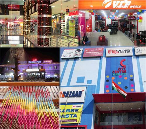 Lifestyle and Shopping at Sambalpur