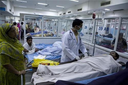 Hospitals in Sambalpur