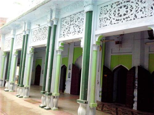 Masjid Turkan in Sambhal