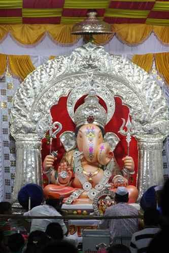 Gajpati in Sangli