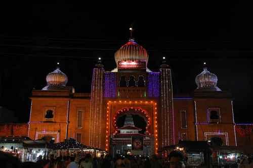 Shri Ganapati Panchayat Sansthan in Sangli