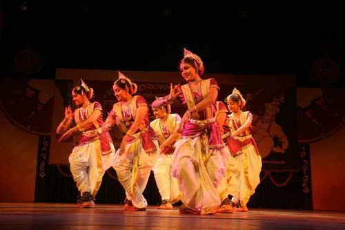 Folk Songs and Dances in Sasaram