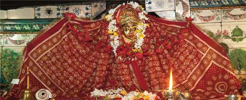 Maa Tara Chandi Temple in Sasaram