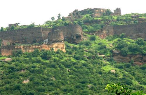 Khandar Fort Sawai Madhopur