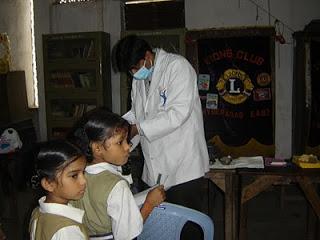 Social Service in Secunderabad
