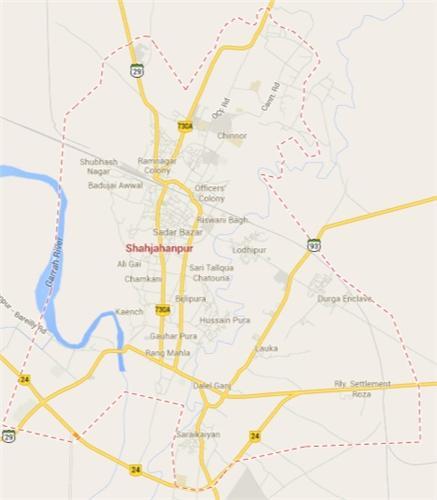 Shahjahanpur